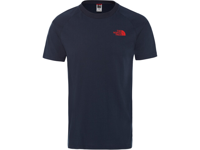 The North Face North Faces SS Tee Herren urban navy